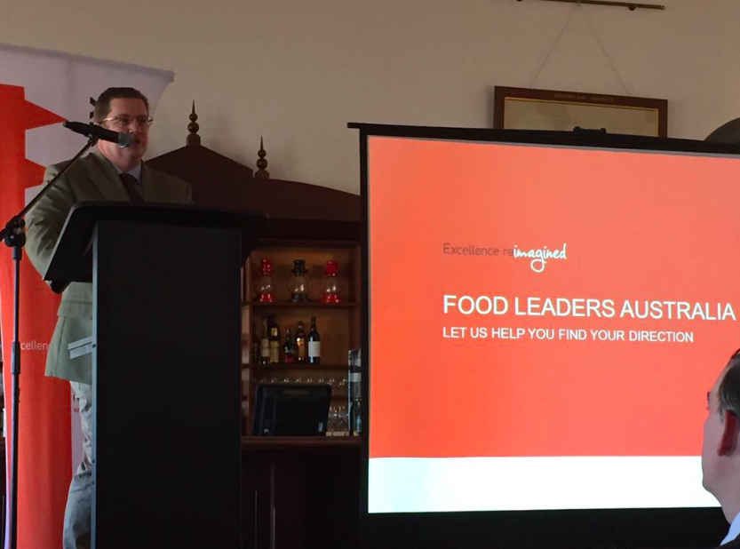 Food Leaders Australia Launch