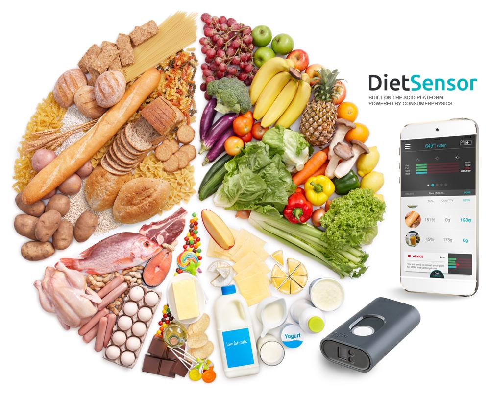 Diet Sensor - CES 2016