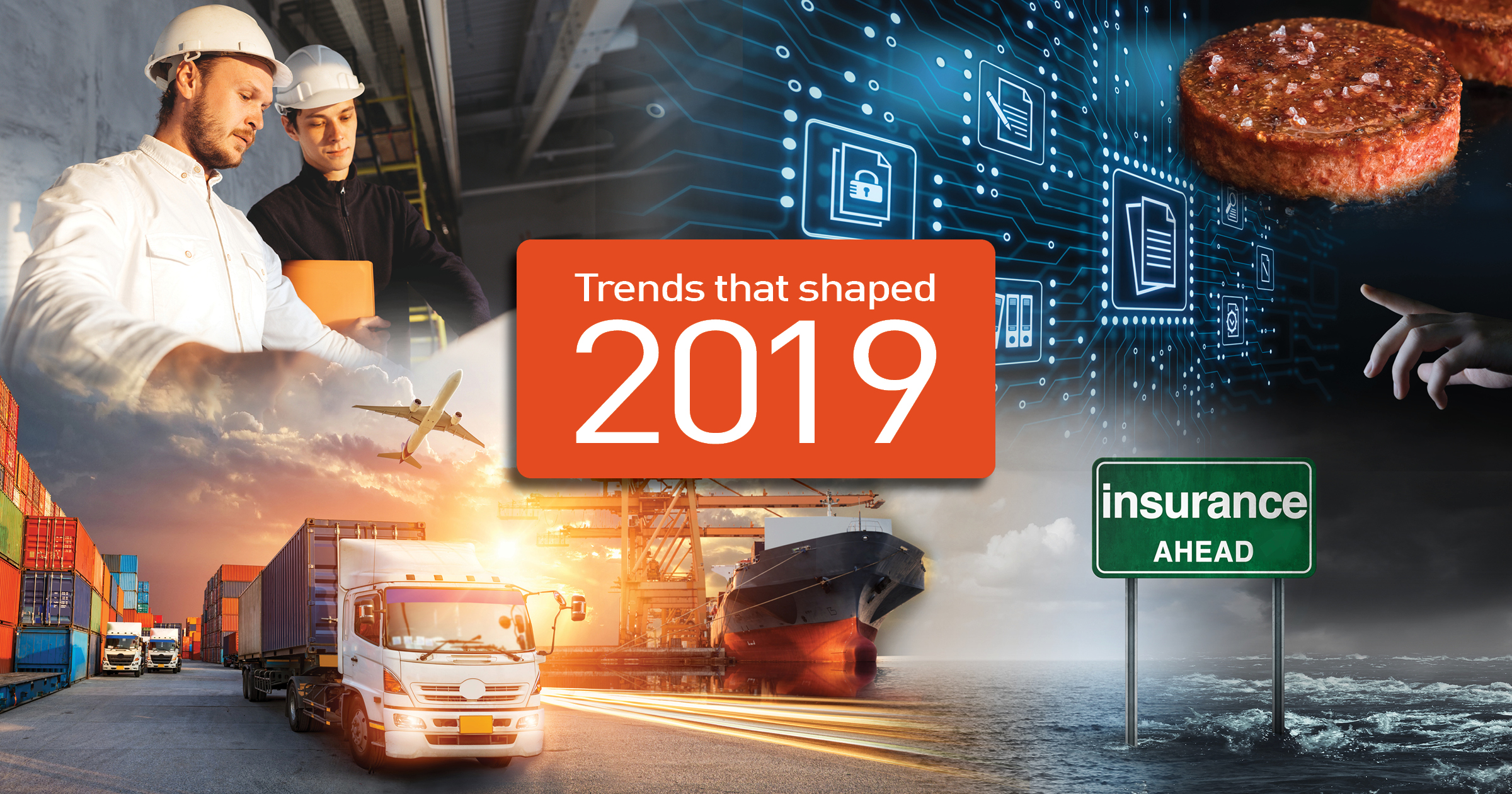 2019 Food manufacturing trends