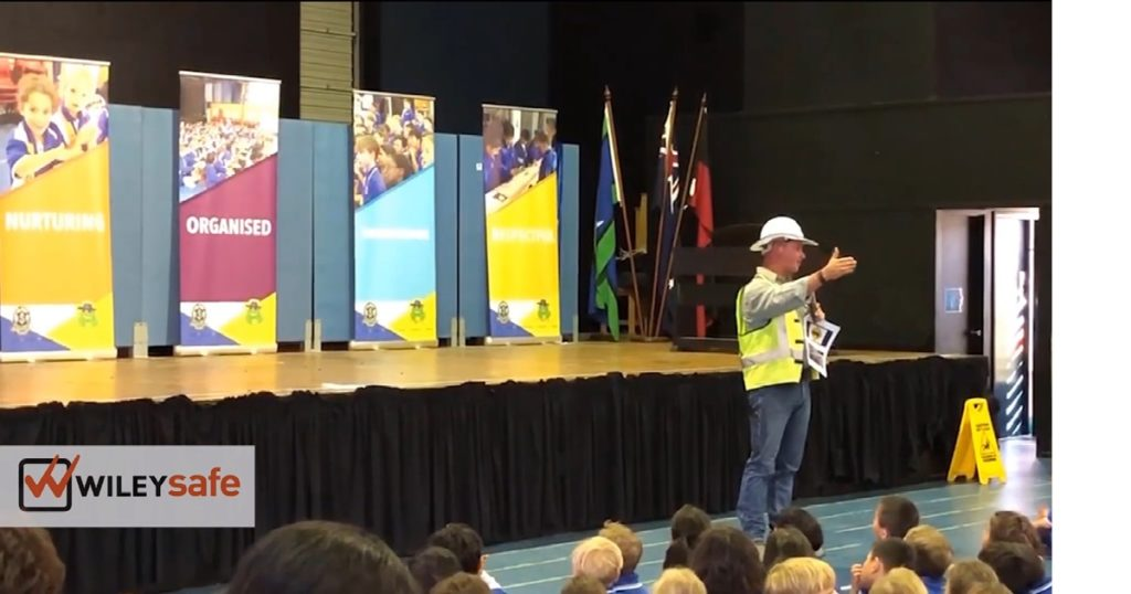 Wiley Education   Safety Assembly